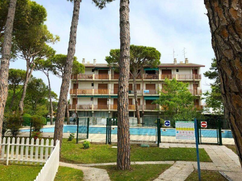 Appartamento monolocale a Bibione Pineda San Michele al Tagliamento