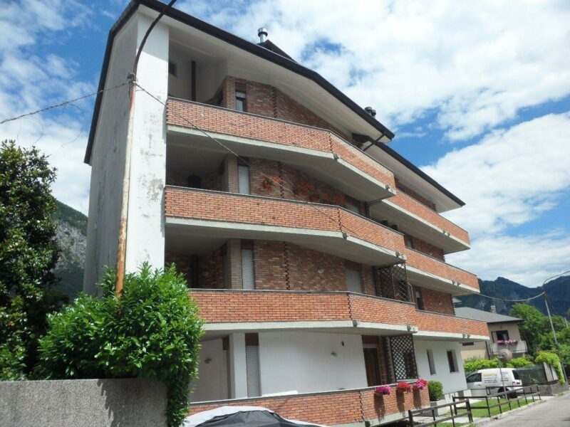 appartamento arredato monocamera Tolmezzo