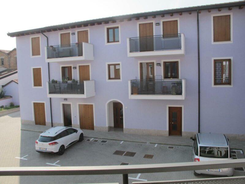 Appartamento tricamere Rivignano