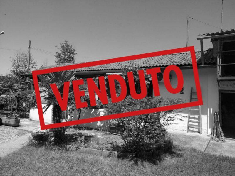 Casa indipendente bicamere con giardino Pocenia