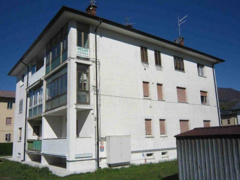 Appartamento monocamera Tolmezzo
