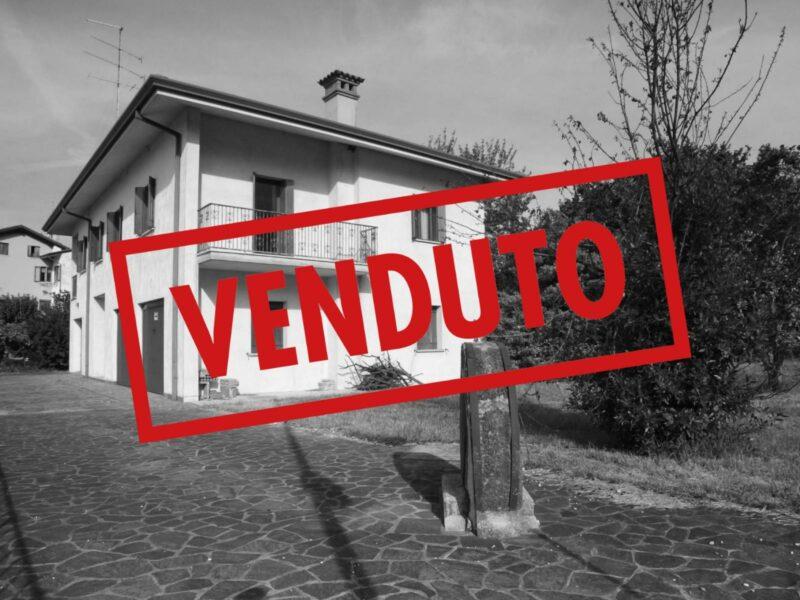Casa indipendente tricamere con giardino Gemona del Friuli