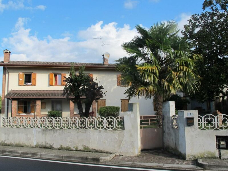 Appartamento monocamera Pavia di Udine