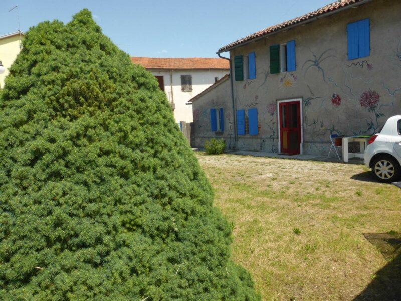 Villa bicamere con giardino e deposito Azzano Decimo
