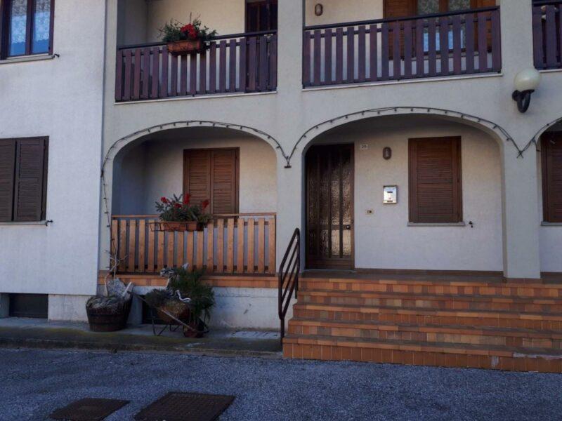 appartamento bicamere arredato Villa Santina