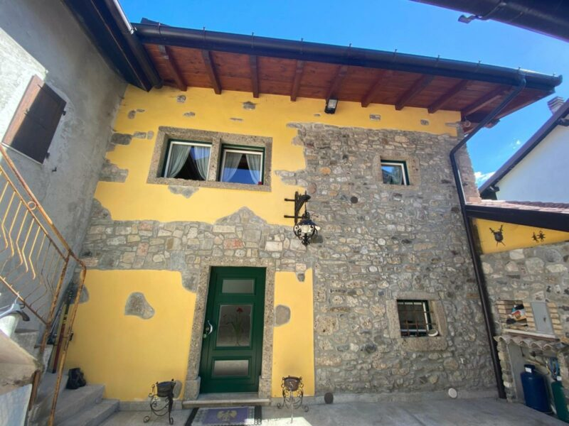 Graziosa casa bicamere ristrutturata Villa Santina