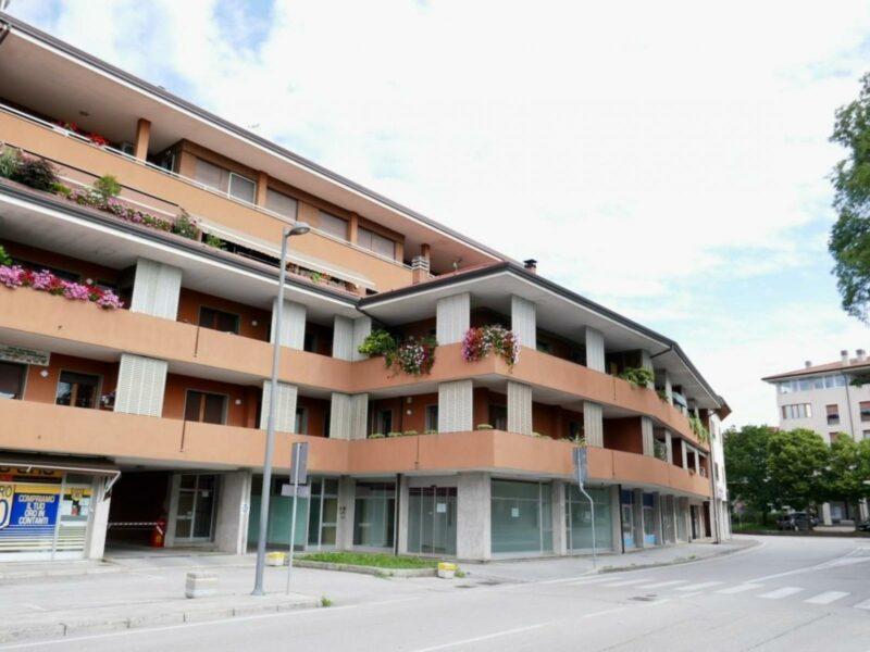 Duplex tricamere e biservizi con 40 mq di terrazze Spilimbergo