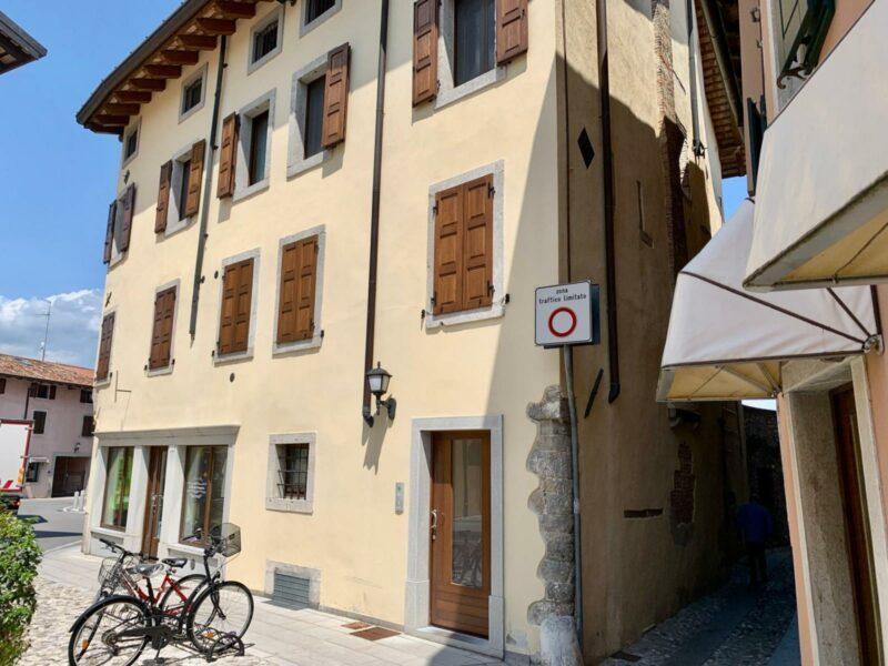 appartamento tricamere Cividale del Friuli