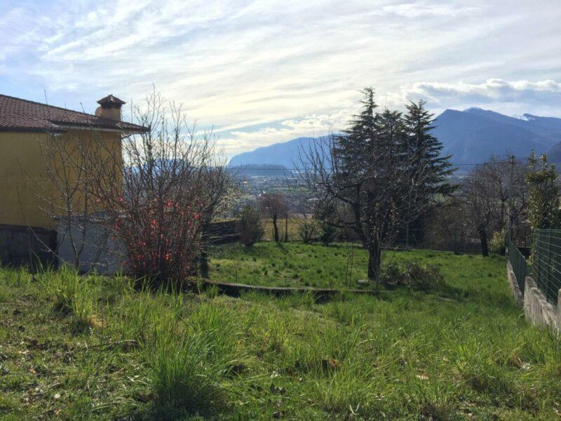 PANORAMICO TERRENO EDIFICABILE AD USO RESIDENZIALE Gemona del Friuli