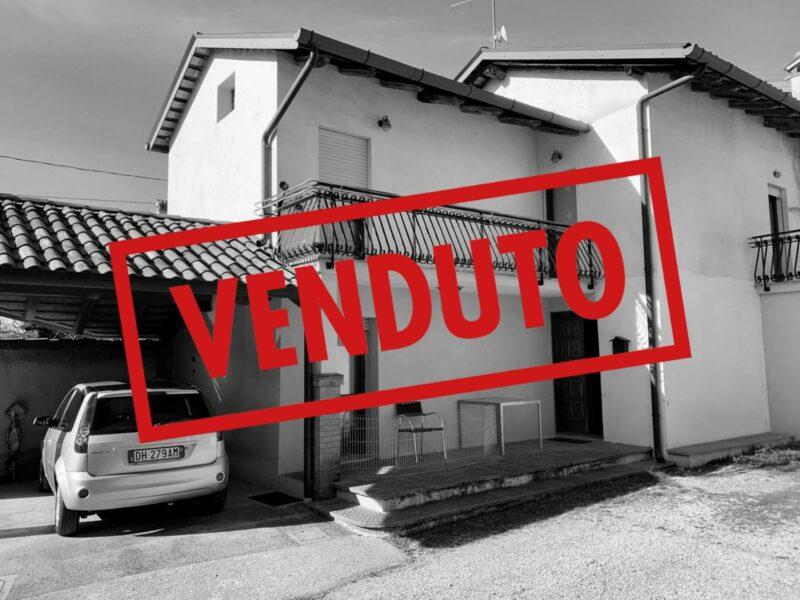 Casa Bicamere con garage Cividale del Friuli