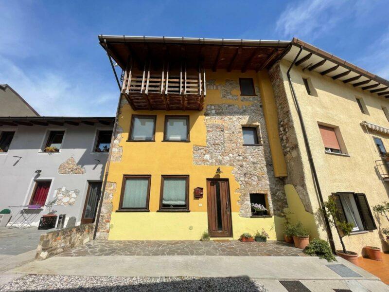 Casa tricamere completamente ristrutturata Fagagna