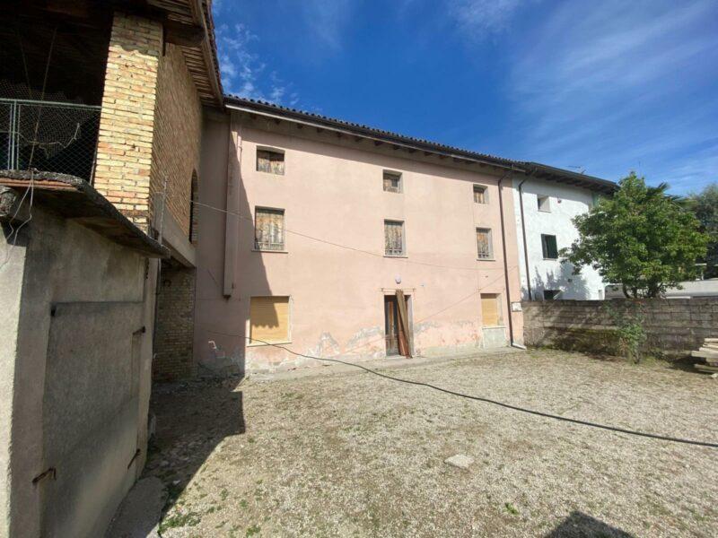 Casa tricamere con giardino indipendente Muzzana del Turgnano