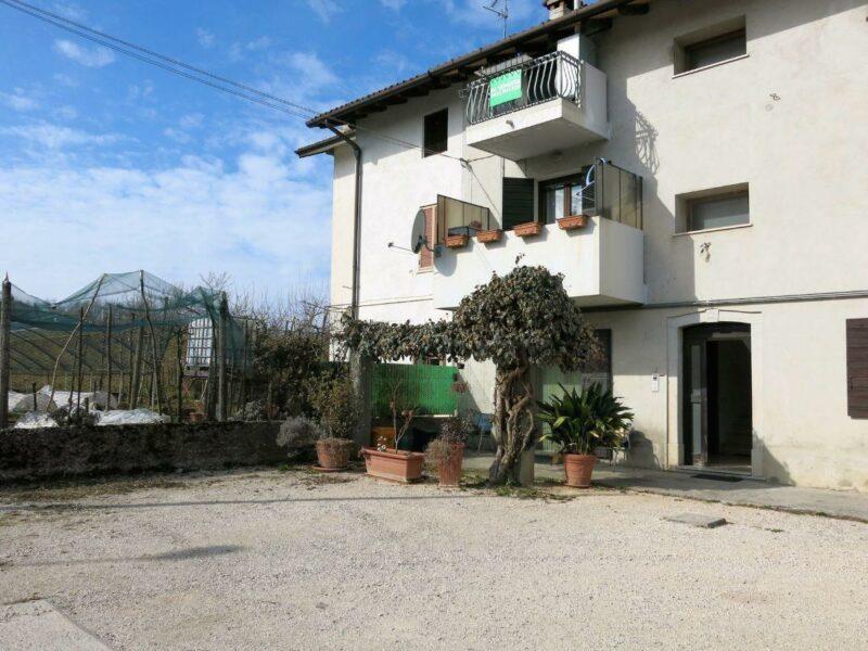 Spazioso bicamere mansardato San Daniele del Friuli