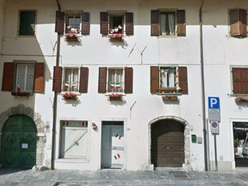 Appartamento monocamera in centro Tolmezzo