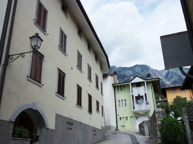 APPARTAMENTO BICAMERE ALLO STATO GREZZO DA PERSONALIZZARE Gemona del Friuli