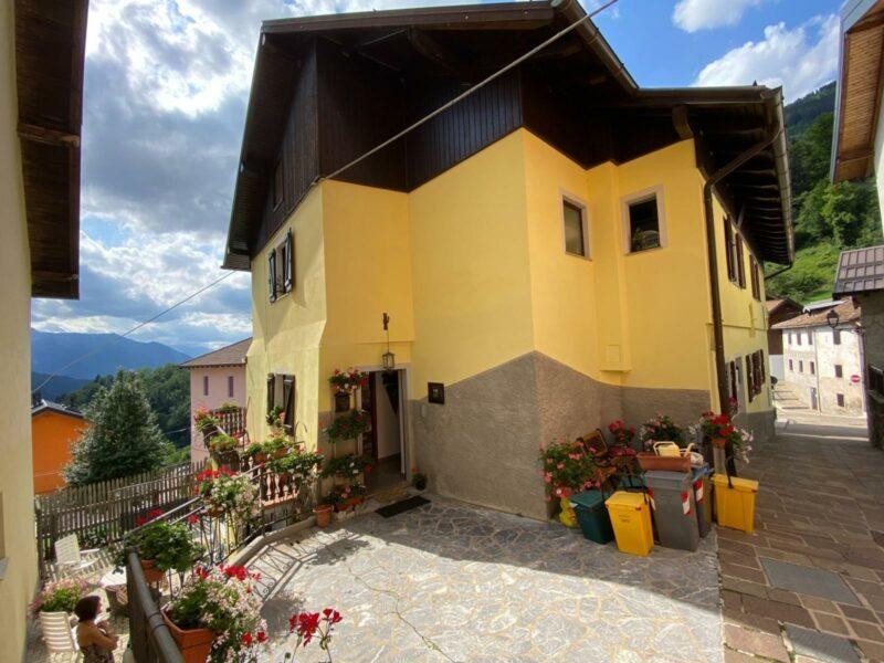 Casa in Linea Bicamere Ligosullo