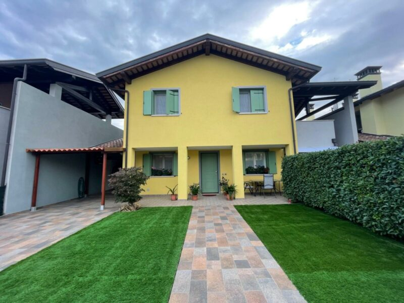 Appartamento bicamere con giardino San Daniele del Friuli