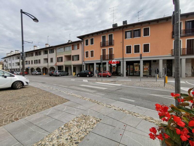 SPAZIOSO APPARTAMENTO QUADRICAMERE BISERVIZI ZONA SERVITA Gemona del Friuli