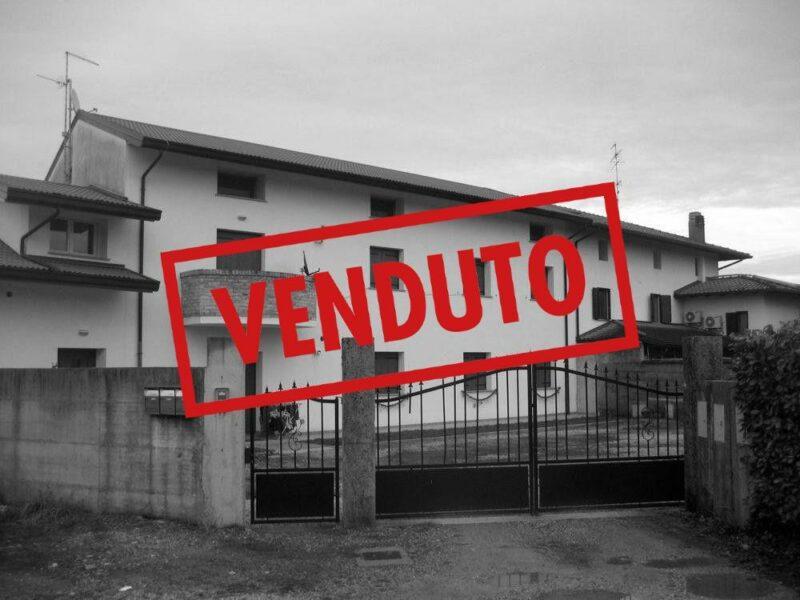 appartamento tricamere + mansarda a Provesano San Giorgio della Richinvelda