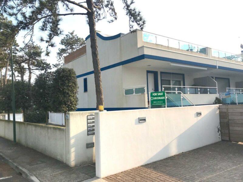 Elegante e rifinita villa di testa con solarium Lignano Sabbiadoro