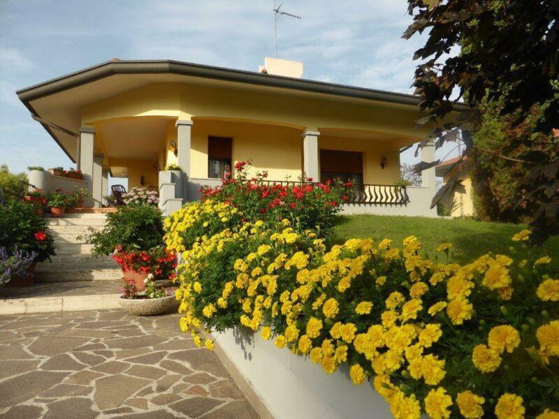 Villa tricamere Cinto Caomaggiore