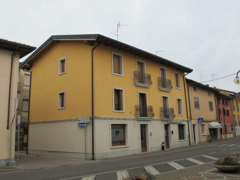 Appartamento bicamere in centro Muzzana del Turgnano