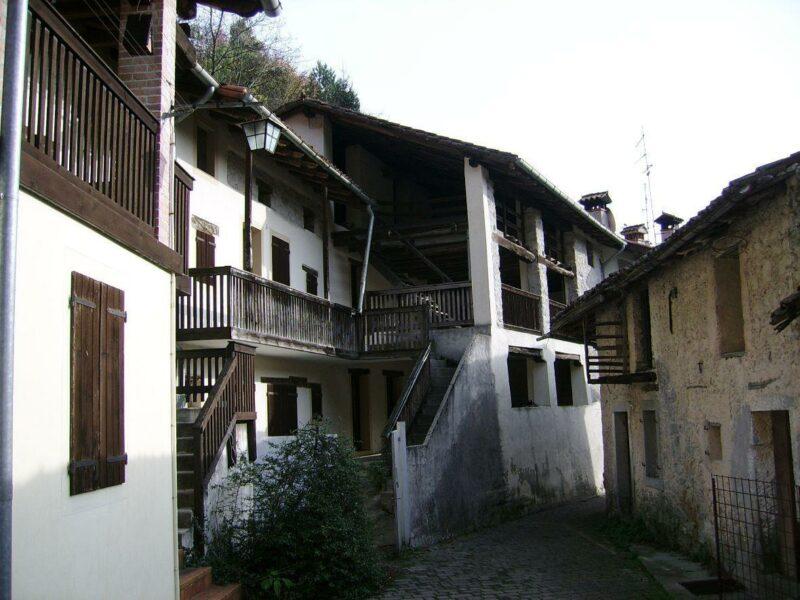 casa in linea ideale per casa vacanza Cavasso Nuovo